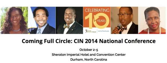 CIN Conference Headshot Collage