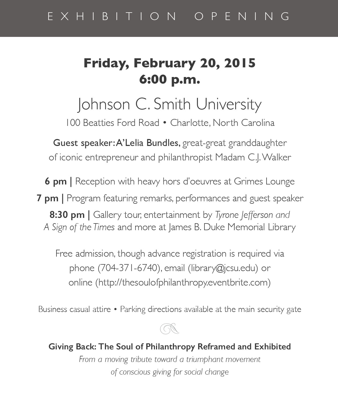 Feb 20 invitation
