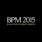Black Philanthropy Month 2015