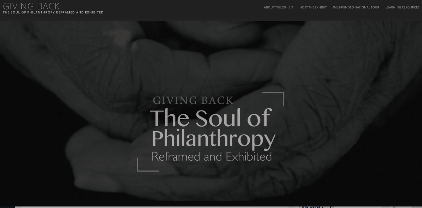 TSOP Website Screenshot2