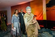 More than 1,100 gala guests in total