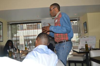 Stategic planning meeting